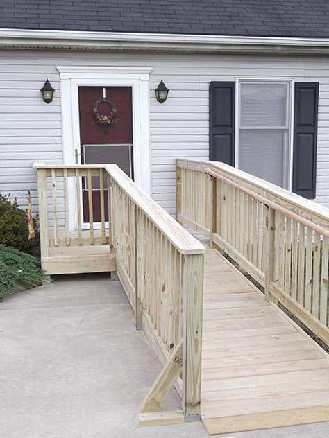 Accessibility Solutions 360- Ramp